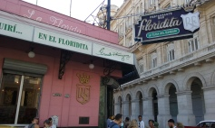 The Floridita - one of Hemingway's faves