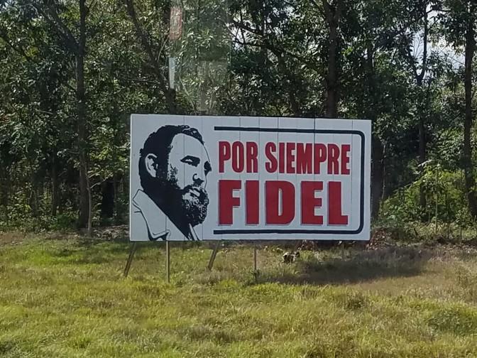 Fidel forever