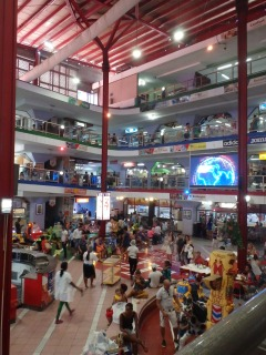 Cuban mall