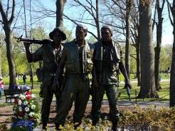 Vietnam Veterans Statue
