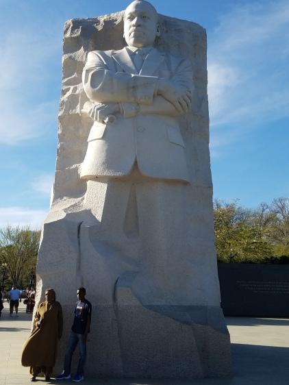 Martin Luther King Jr Memorial