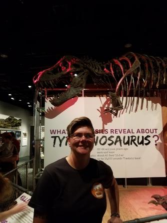 T-Rex!!